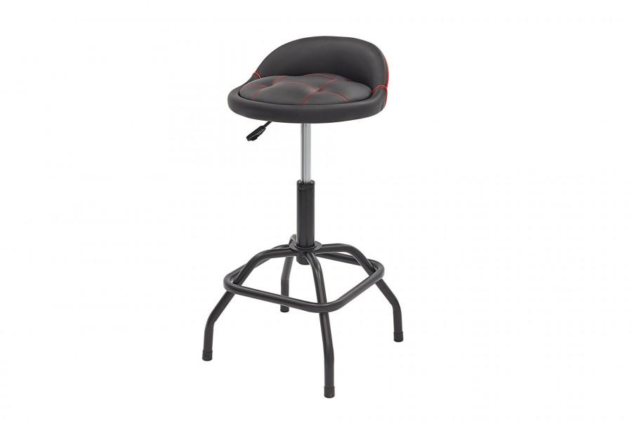HBM Professionele Werkplaatsstoel, Werkstoel Met Gasveer – Model 1