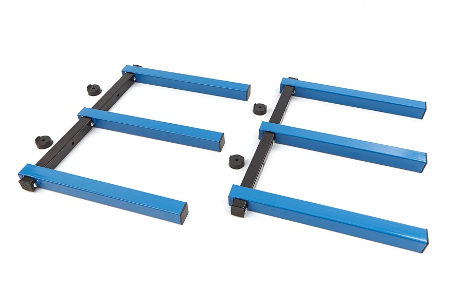 HBM 3 Laags Planken Opbergbeugels, opbergrek