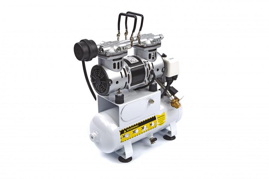 HBM 6 Liter Professionele Low Noise Compressor