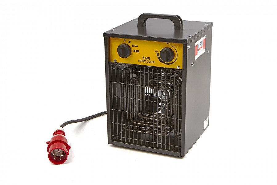 HBM 5000 Watt Professionele Elektrische Heater