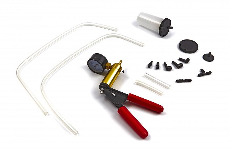 HBM 15 Delige Vacuum Pomp voor Remvloeistof - Remontluchter