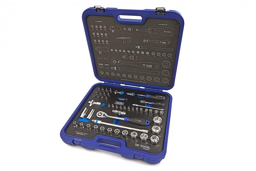 LSR Tools 56 Delige 1/4