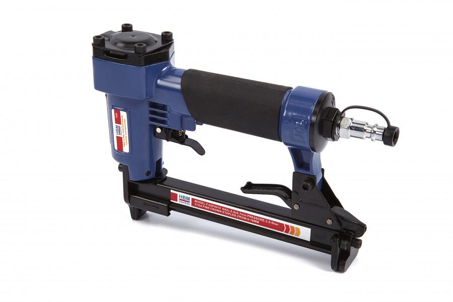 HBM 16 mm Pneumatische Tacker, Nietmachine