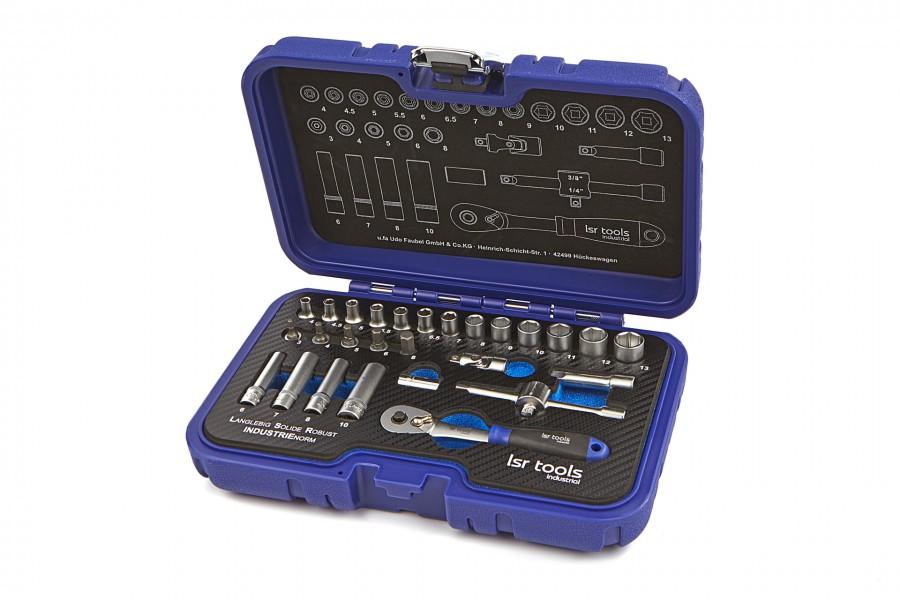 LSR Tools 28 Delige 1/4