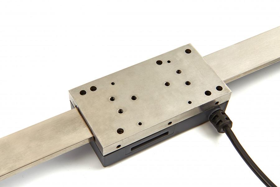 Dasqua IP67 600 mm Digitale liniaal met uitleeskast Spat Waterdicht