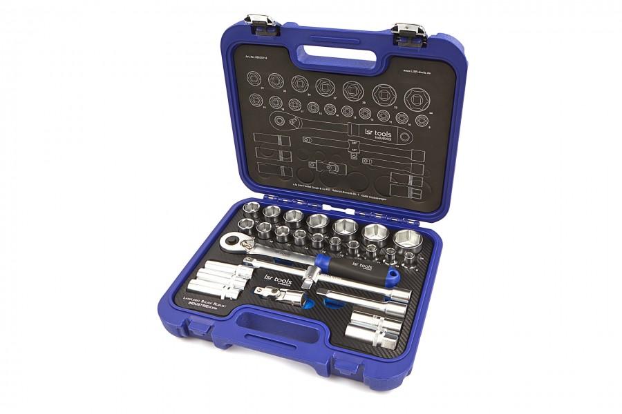 LSR Tools 27 Delige 1/2