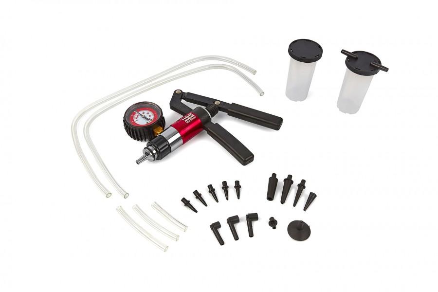 HBM 21 Delige Vacuum Pomp voor Remvloeistof - Remontluchter Model 2