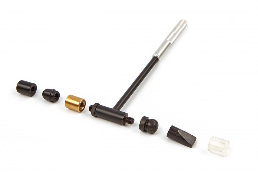 HBM 7 Delige Mini Hamerset Met Verwisselbare Koppen