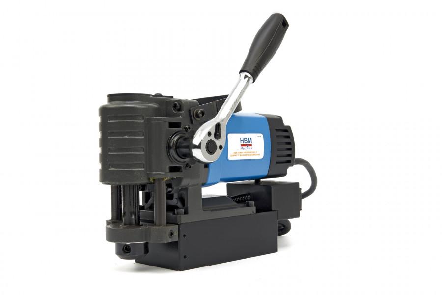 HBM 35 mm. Professionele Compacte Magneetboormachine