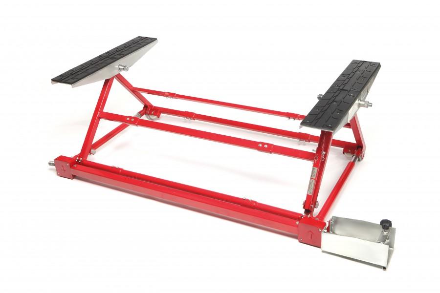 HBM 1500 Kg Mini Autobrug Verstelbaar