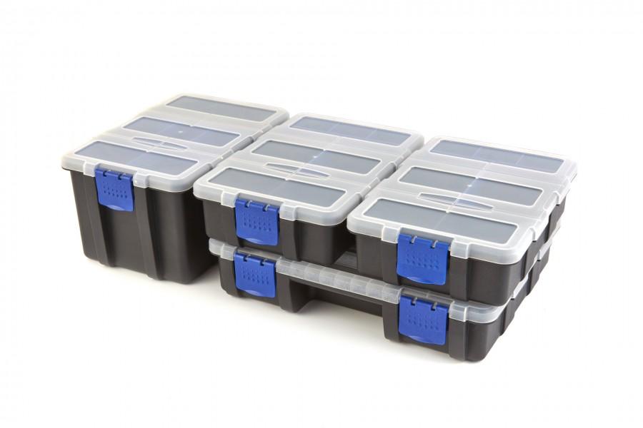 HBM 45 Compartimenten Ladenkast, assortimentskast, Opbergsysteem