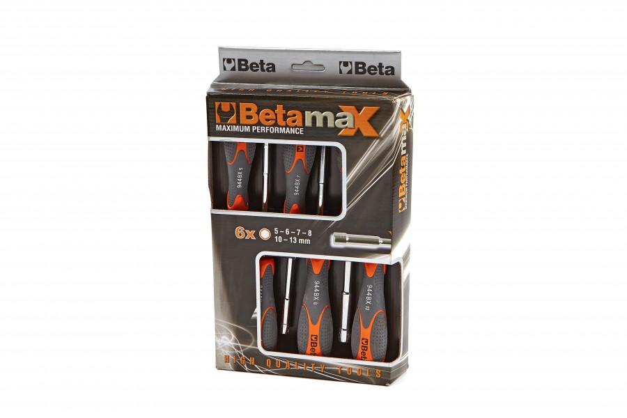 Beta 6 Delige Dopschroevendraaierset - 944BX