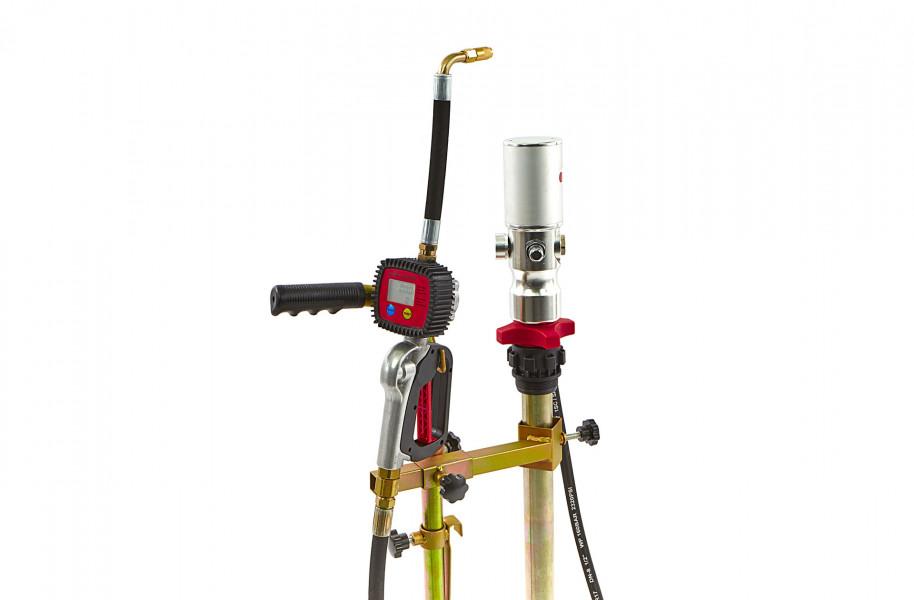 HBM Verrijdbare Olievatpomp Voor Vaten, Vulsysteem van 50 - 60 liter