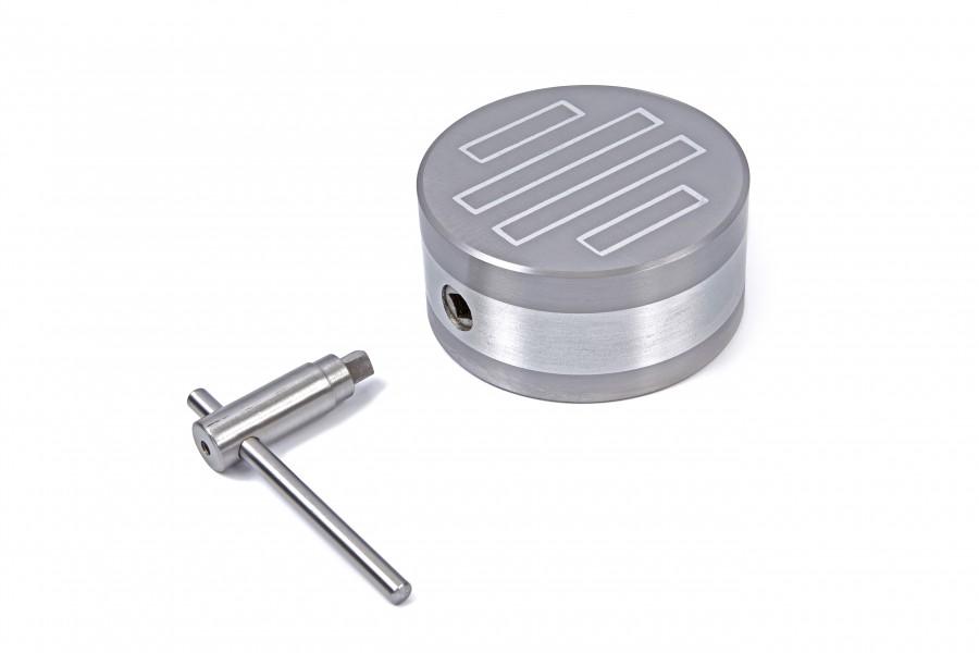 HBM 125 mm Magneettafel Rond