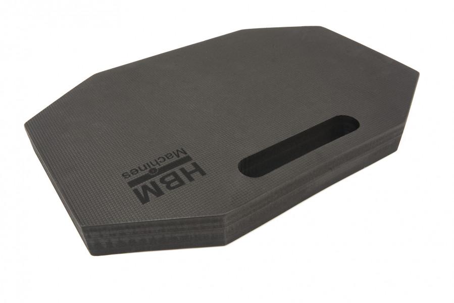 HBM Foam Kniepad, Kneepad 440 x 300 x 40 mm.
