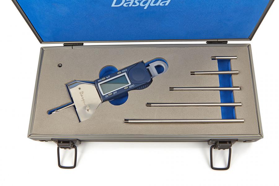 Dasqua 6 Delige Professionele Digitale Dieptemeter