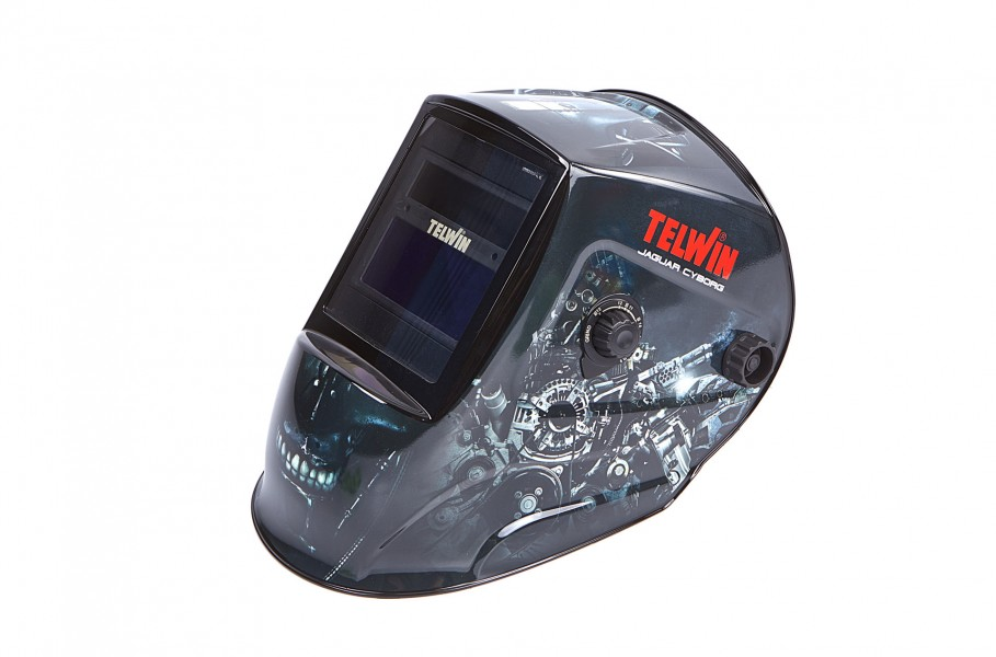 Telwin Jaguar Cyborg Automatische Lashelm