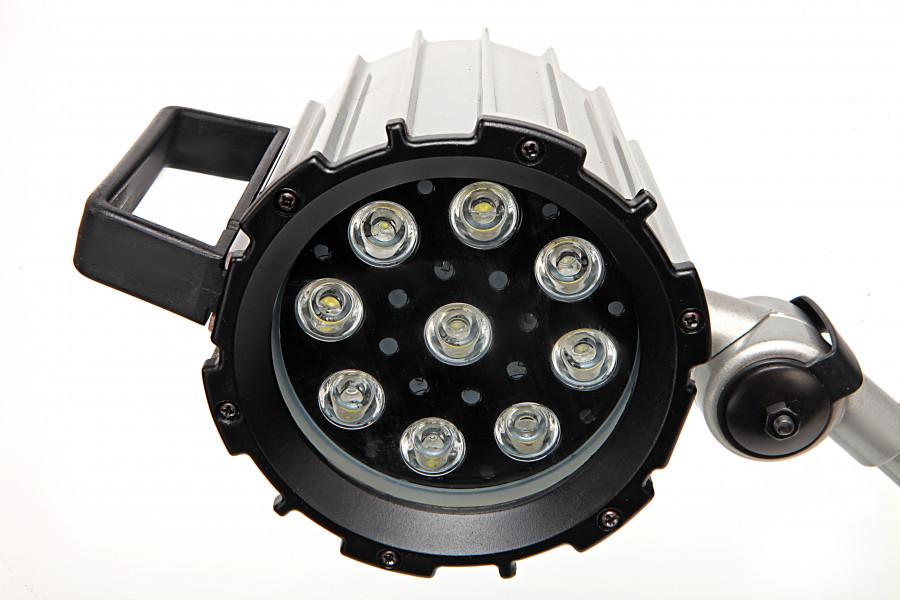 HBM LED Machinelamp