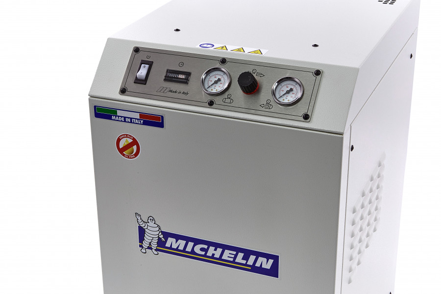 Michelin Professionele Low Noise Dental Compressor