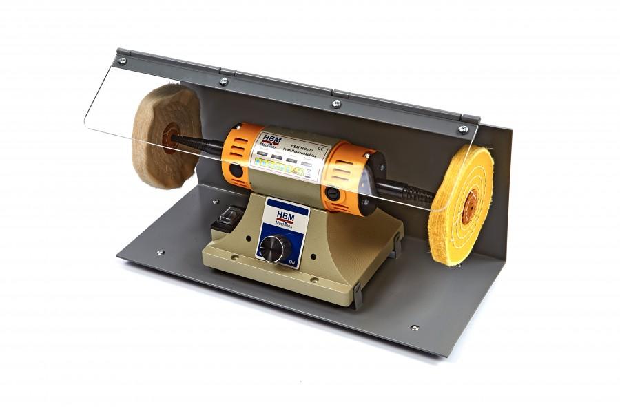 HBM Beschermkap voor de HBM 100 mm Profi Polijstmachine