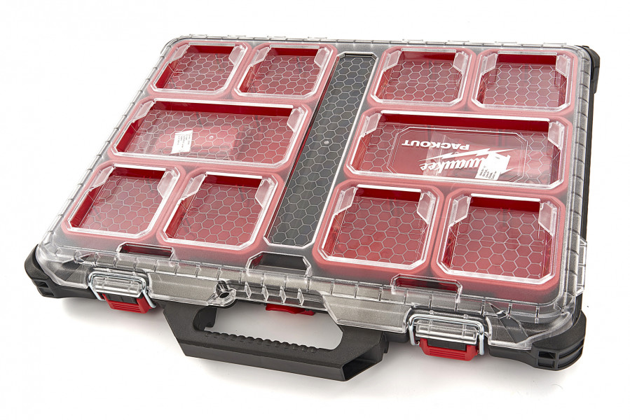 Milwaukee 4932471064 Packout Slim Organizer - 500 x 380 x 65mm