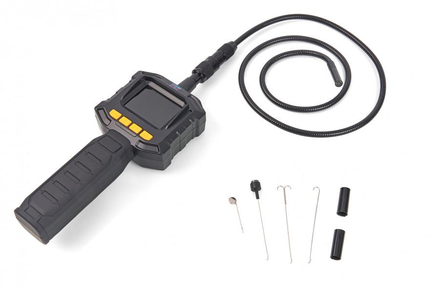 HBM Inspectiecamera, Endoscoop met 2,3 Inch TFT LCD Kleuren Display