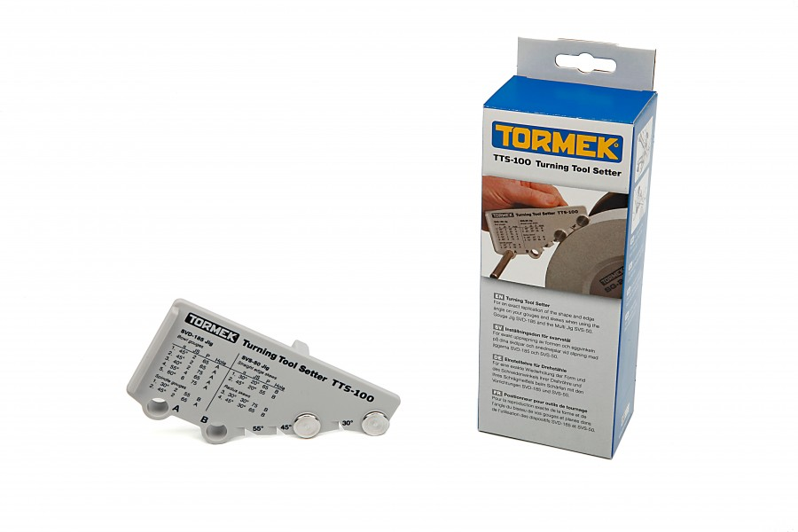 Tormek TTS - 100 Instelmal Draaibeitels