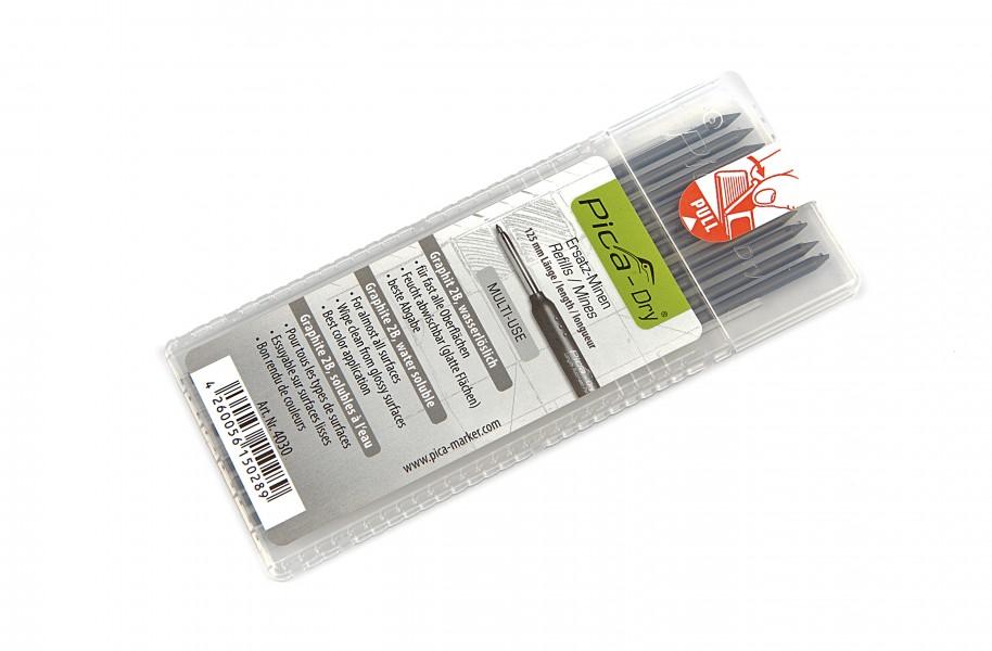 Pica 4030 Dry Graphite Navulling