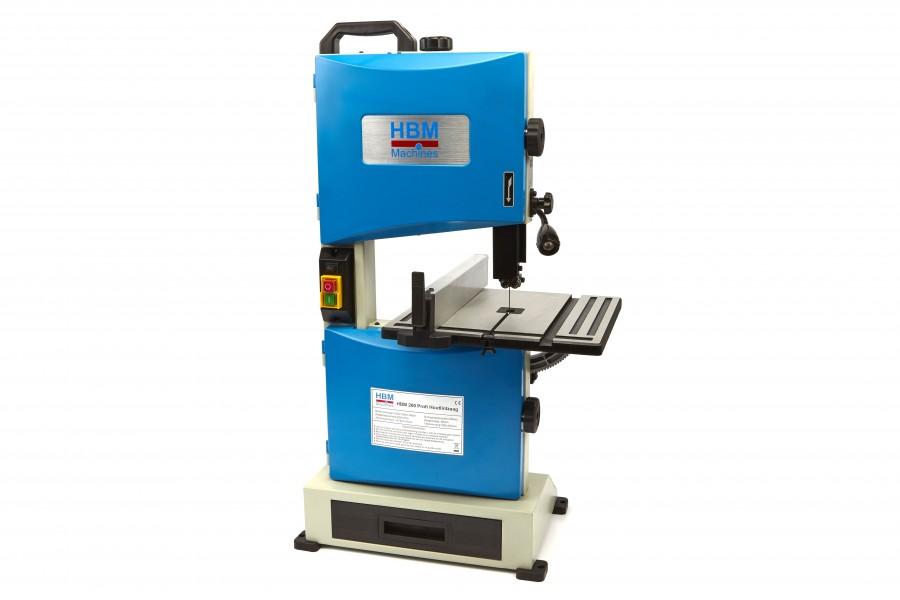 HBM 200 Profi Houtlintzaagmachine