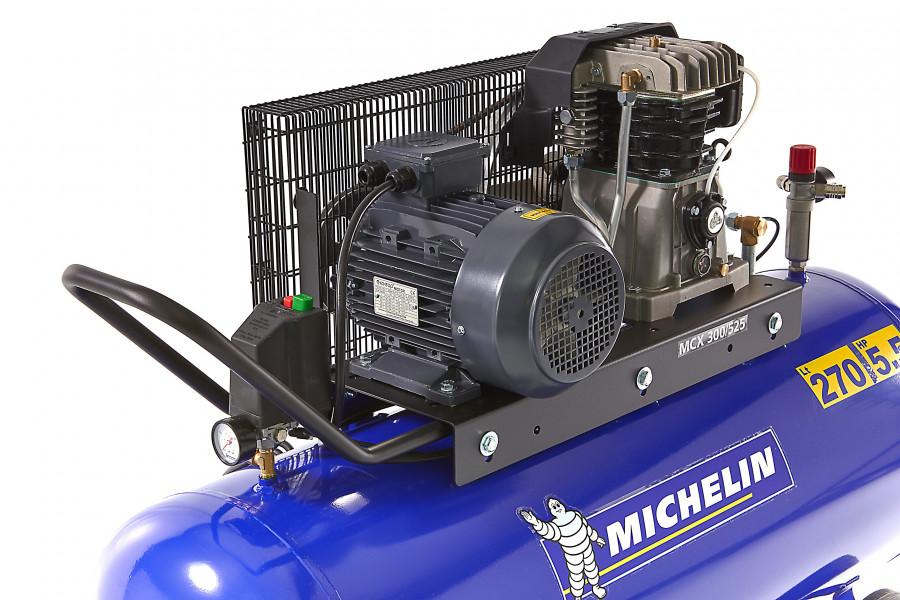 Michelin 270 Liter Compressor 5,5 Pk