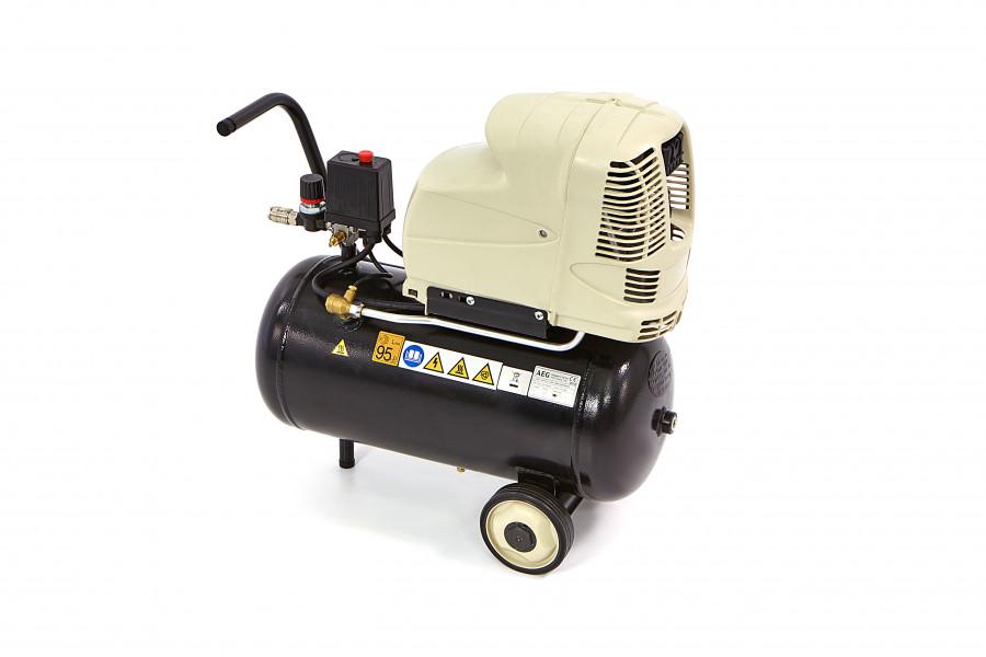 AEG 24 Liter Compressor