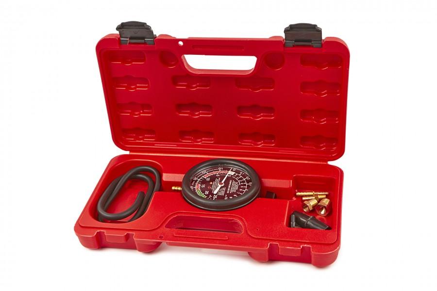 HBM Vacuüm en Brandstofpomp Tester en Brandstofdrukmeter