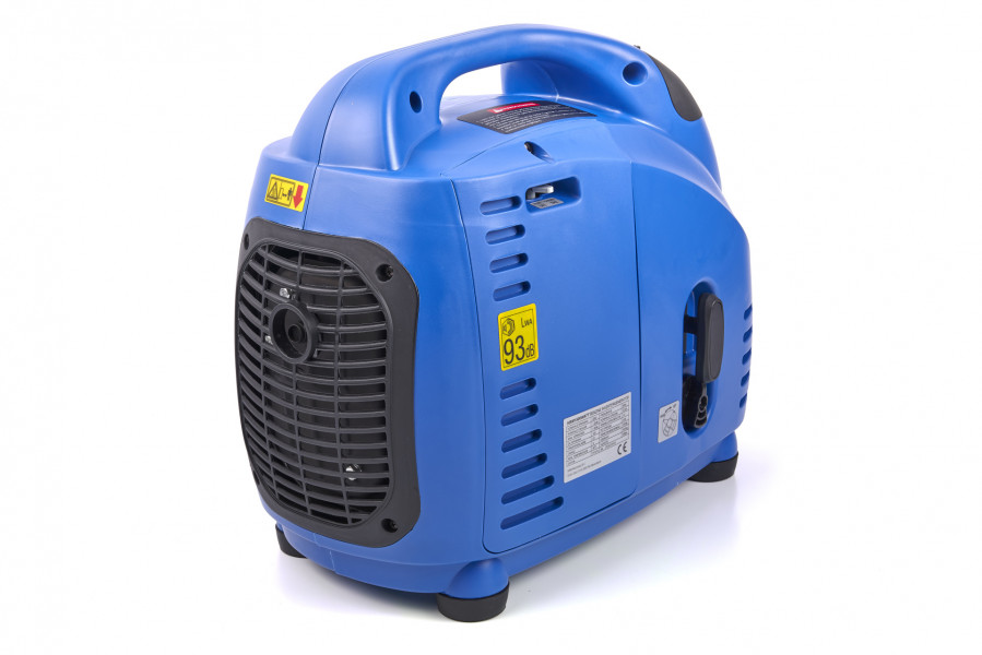 HBM 1500 Watt Generator, Inverter, Aggregaat Met Benzinemotor