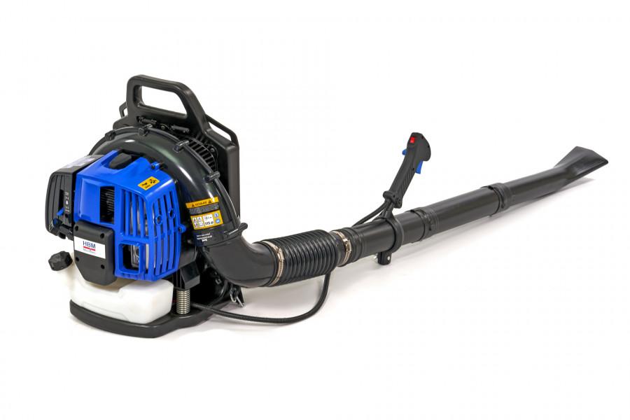 HBM Profi 52 cc 2-Takt Benzine Ruggedragen Bladblazer