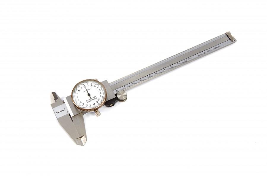 Dasqua Professionele 0.02 mm Klokschuifmaten