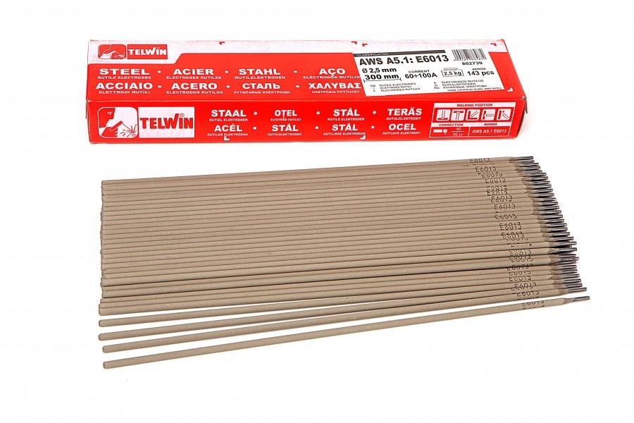 Telwin Rutiel Laselektroden E 6013 Voordeelverpakkingen
