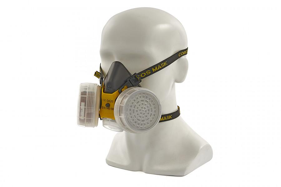 Michelin Stofmasker met Dubbele Filter