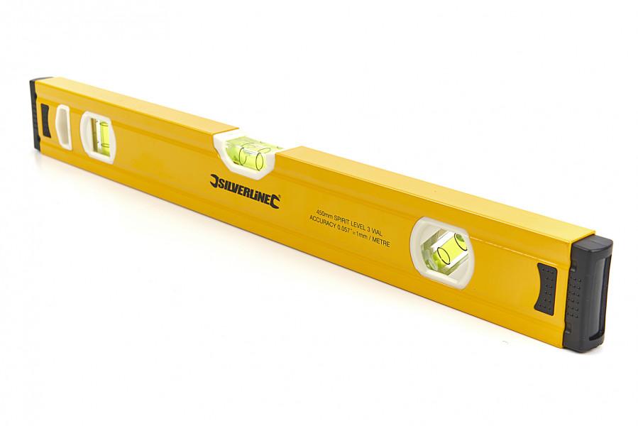 Silverline 450MM Waterpas