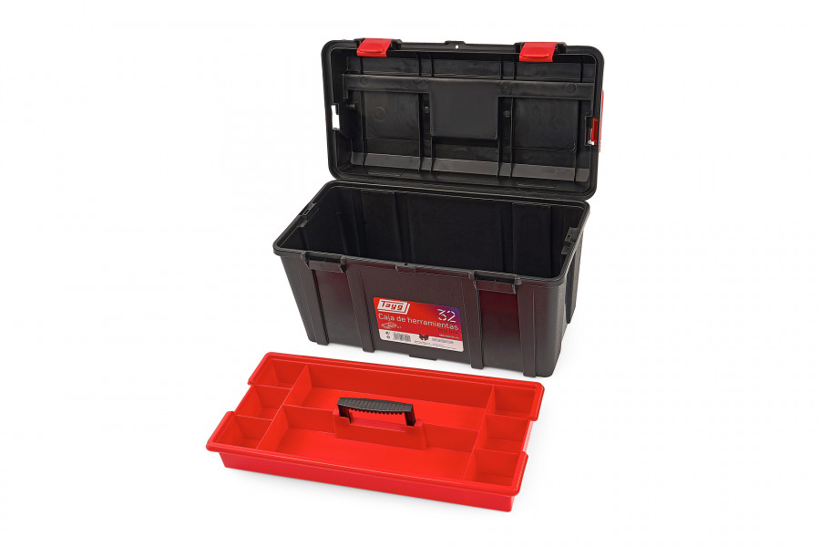 Tayg TG32 Gereedschapskoffer 480 x 258 x 255 mm. Met Inlegbak