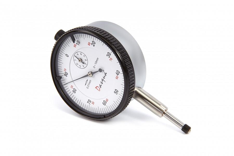 Dasqua Professionele 0,01 mm Slag 10 mm Meetklok