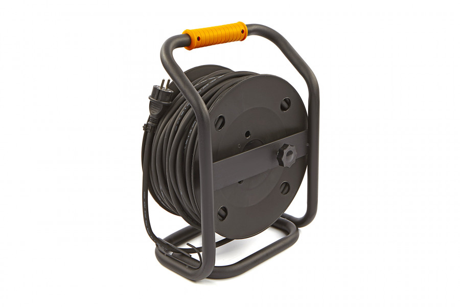 Relectric Professionele IP44 kabelhaspel, Stroomhaspel 3x2,5 mm