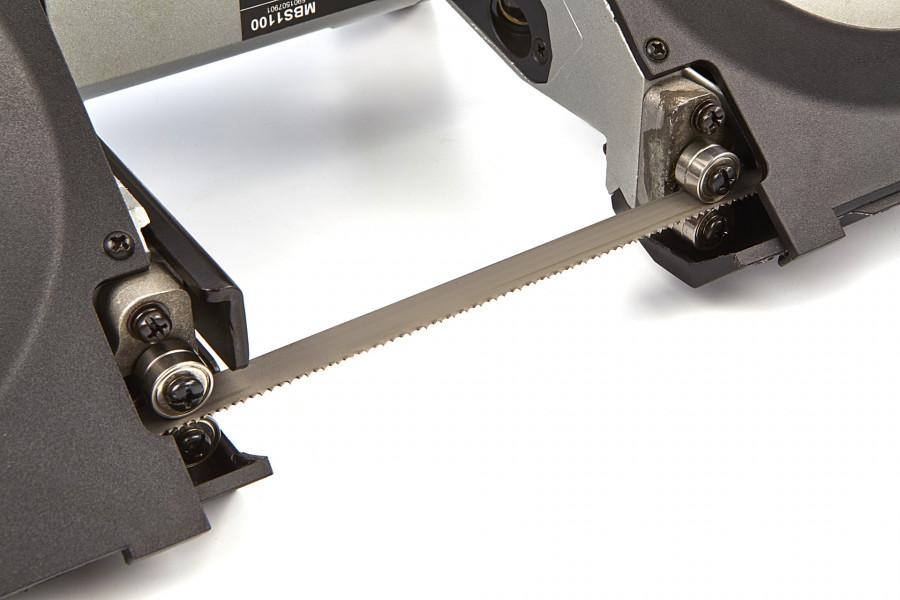 HBM 1100 Watt Draagbare en Afneembare Metaallintzaag