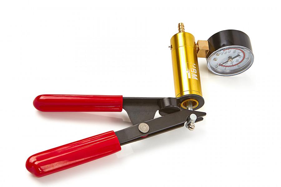 HBM 14 Delige Vacuum Pomp voor Remvloeistof - Remontluchter