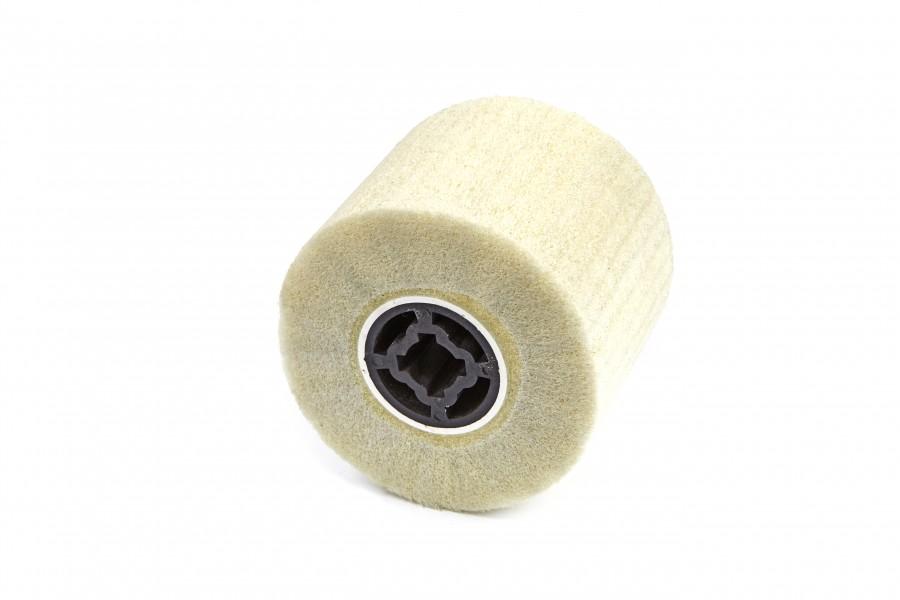 HBM 100 x 120 mm Nylon Web Schuurcylinder voor Satineermachine K320