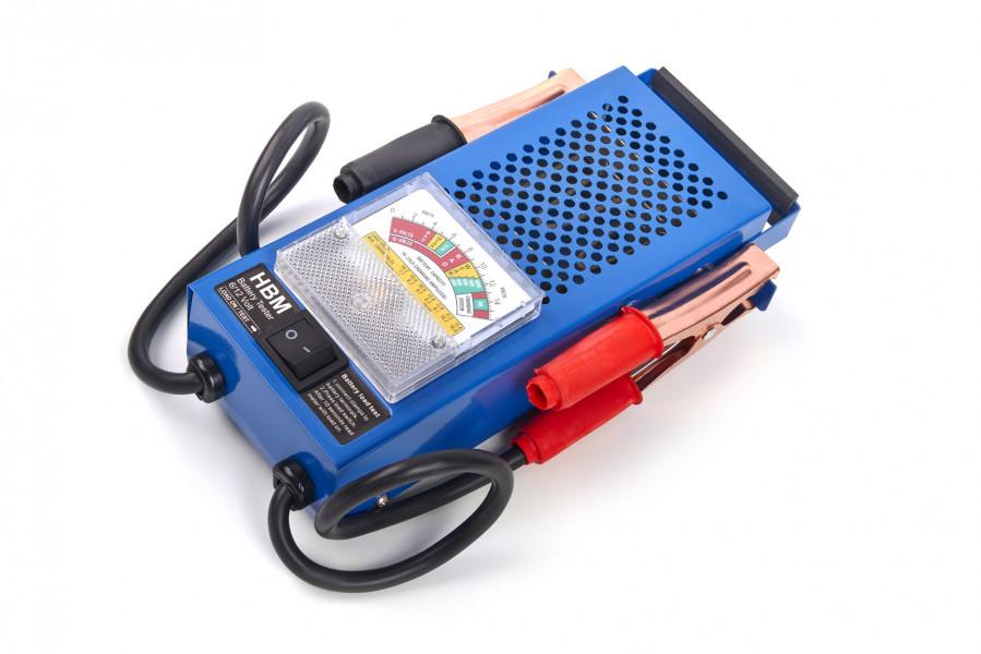 HBM 100 AMP Professionele Accu Tester, 6-12 V, 20-100 Ah