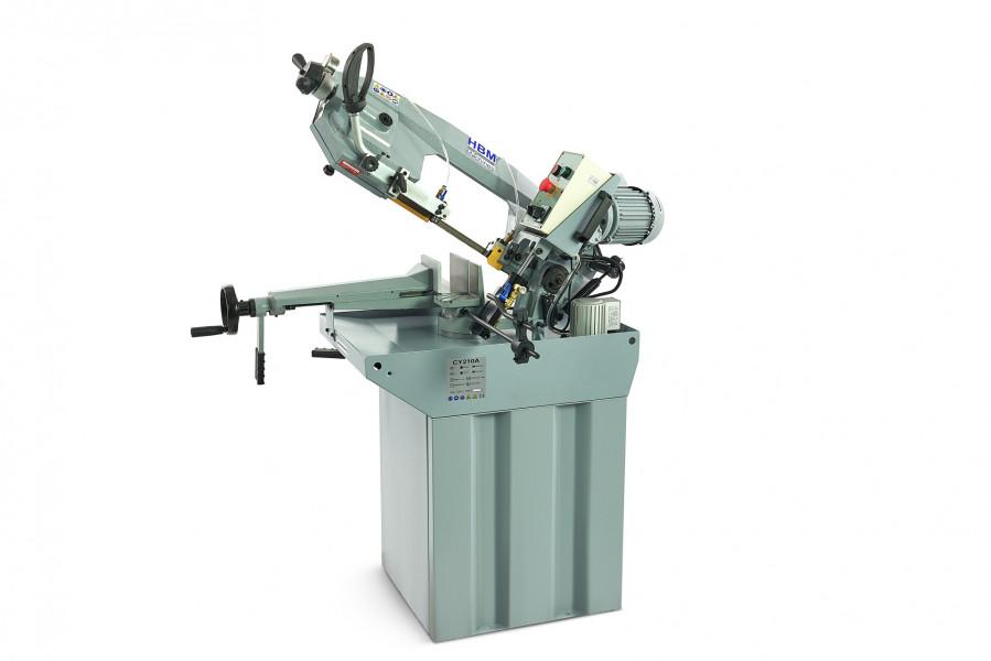 HBM 210 Profi Metaallintzaag - 400 Volt 2 Toeren