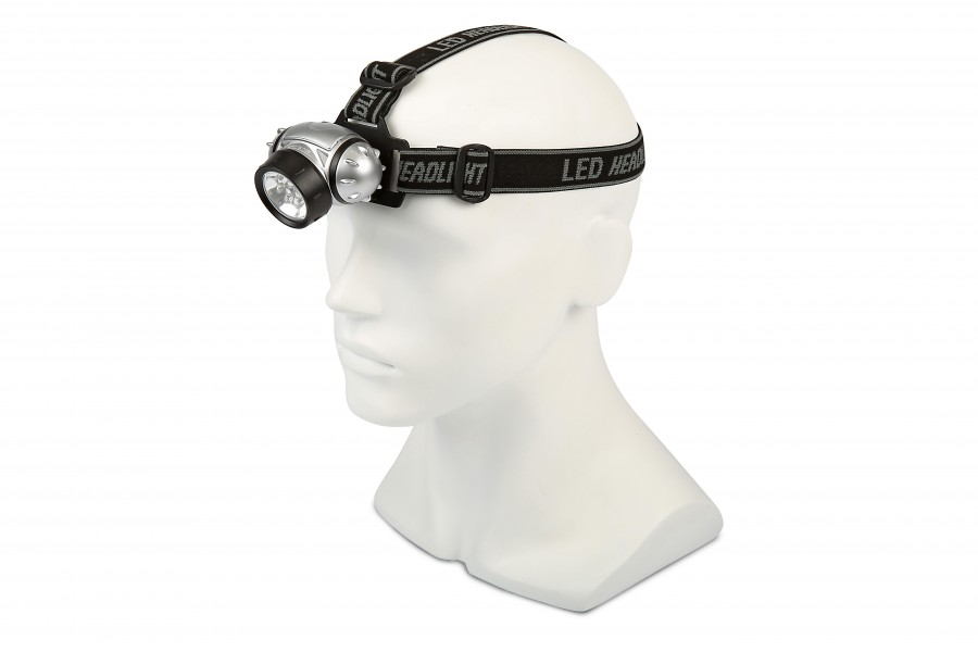 HBM 12 LED Hoofdlamp Verstelbaar
