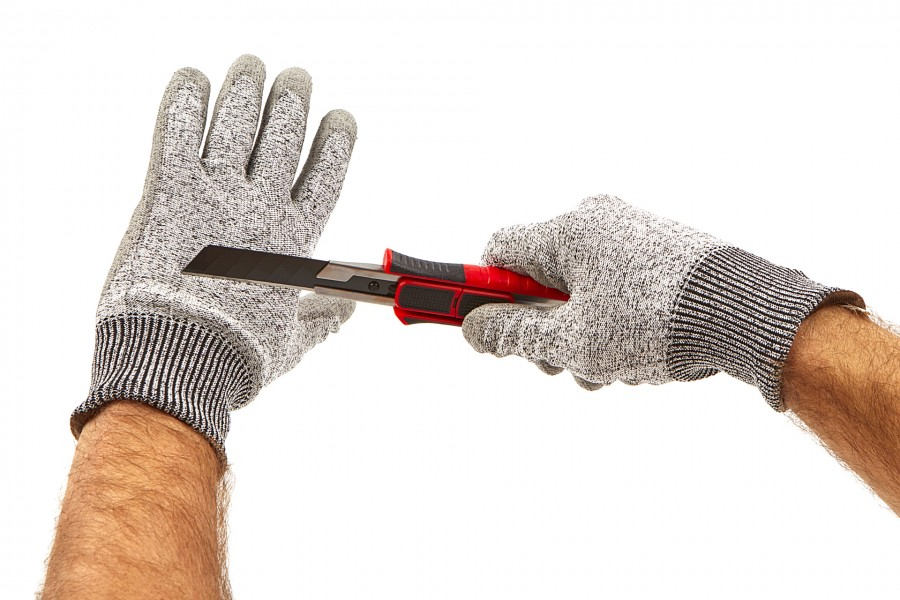 ToolPack Snijbestendige Werkhandschoenen