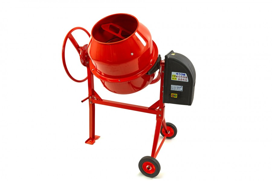 HBM 140 Liter Betonmolen, Betonmixer