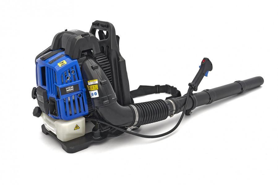 HBM Profi 76 cc 4-Takt Benzine Ruggedragen Bladblazer